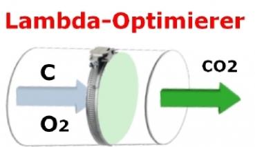 BE Lambda-Optimierer - Emission Saver MB Benzin D 50 -70 mm