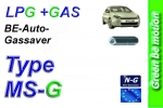 BE LPG-Gasautosaver